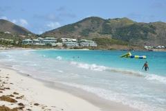 St. Maarten 2014 Orient Bay Beach