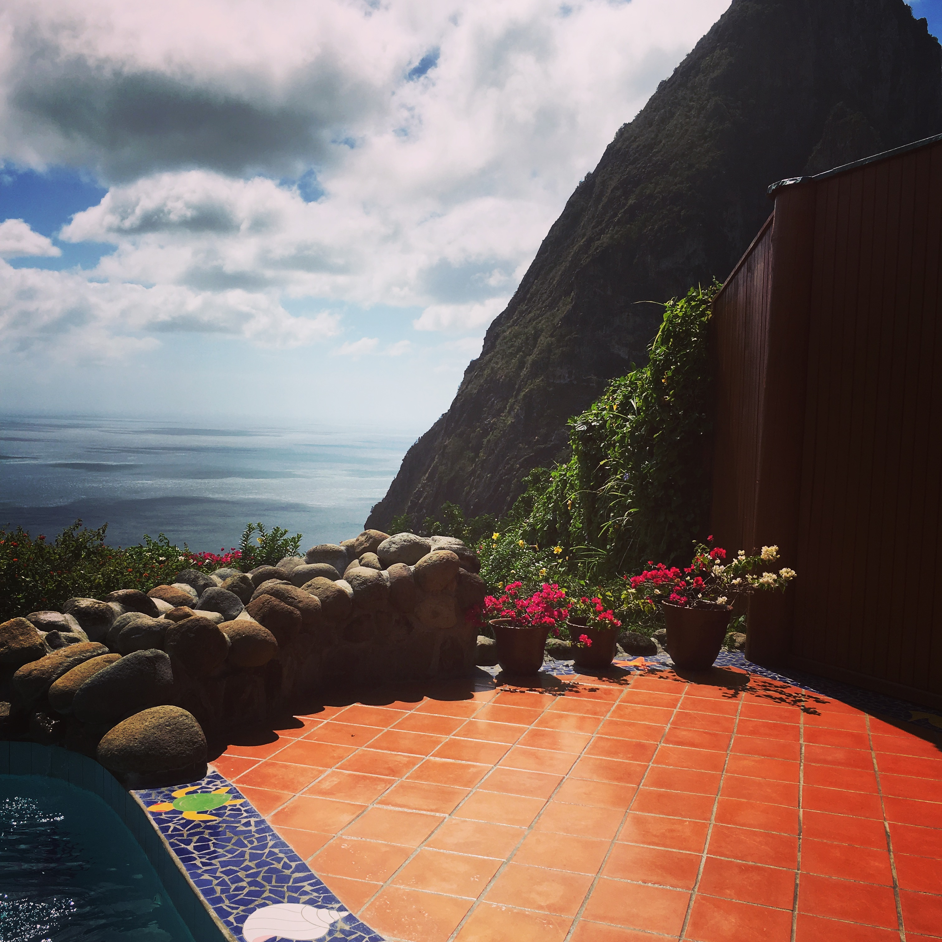 Ladera, St Lucia