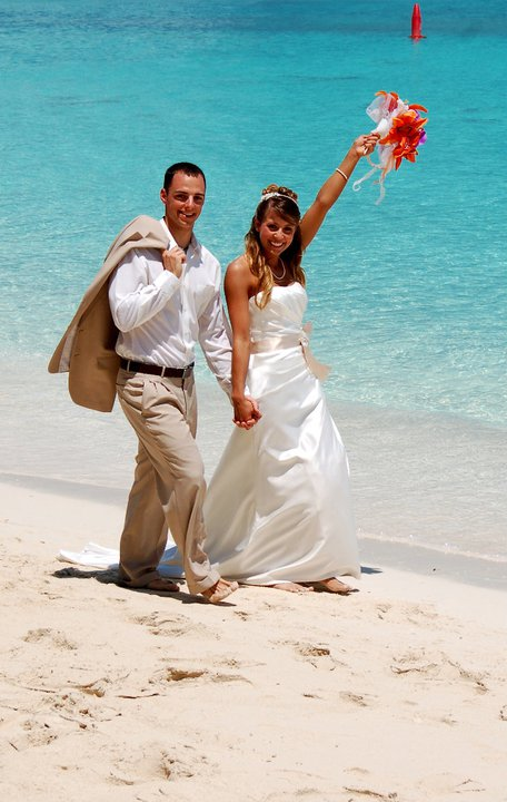 Beaches Turks wedding