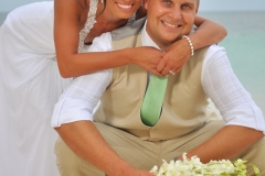Sandals Mobay wedding