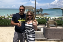 50th Bday celebration, Sandals Royal Bahamian