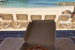 My fav lunch spot, Sandals Royal Bahamian