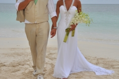 Sandals Mobay wedding